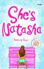 MGS [2]: She's Natasha by thiaranyputri