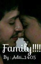 Family!!!!! by aditi_1405