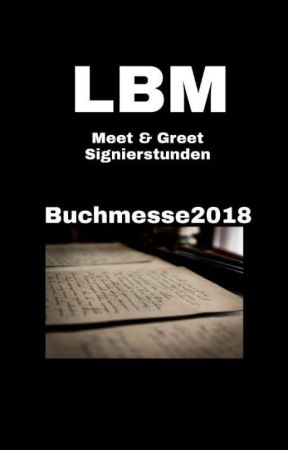 Leipziger Buchmesse 2018 by LovesControl
