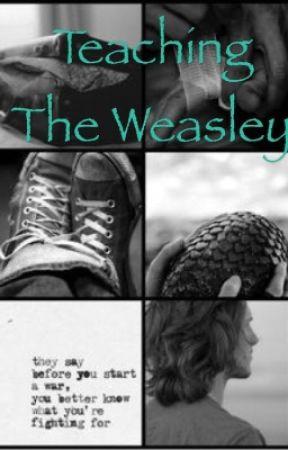 Teaching the Weasley  by heartweasley17