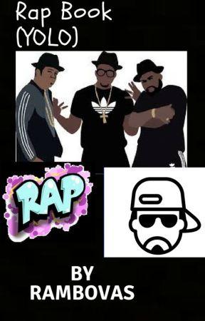 Rap Book (YOLO) by rambovas