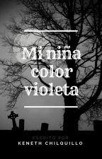 Mi niña color violeta by KenethCh