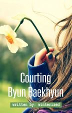 Courting Byun Baekhyun by winterized