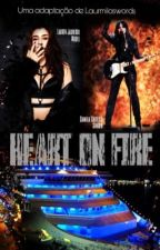 Heart on Fire - Camren by laurmilaswords