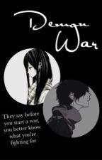 Demon War by lagkage9120