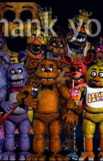 Ask or Dare FNAF V2