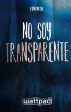 Concurso: No soy [T]ransparente by lgbtqES