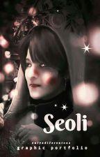 Seoli (서리) ¬ a graphic portfolio by onlyadiferentona
