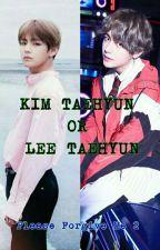 Kim Taehyung Or Lee Taehyun (Please Forgive Me 2) by ayuminhyuk