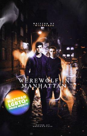 Werewolf In Manhattan ↠ Alec Lightwood by chaIamett