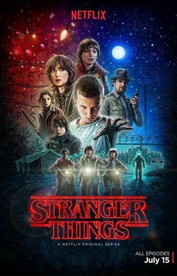 005 (A Stranger Things Story)