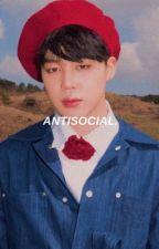 ❝ antisocial ❞ by uranudes