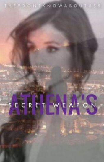 Athena's Secret Weapon (Percy Jackson Fan Fiction)