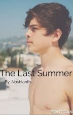 The last summer (Hayes Grier fan fiction) by Nashlantis