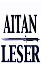 Aitan Leser by RoughDraftHero