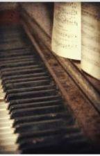 Piano Keys by ellyphant23