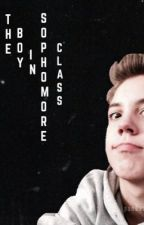 The Boy In Sophomore Class || Matthew Espinosa Fanfiction [DISCONTINUED] by pandarese