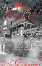 [Boy] Boarding School for the Paranormal by JadeDeMorrow