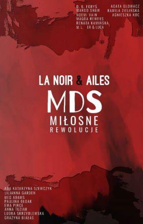 Igrając z ogniem (tekst wchodzący w skład antologii MDS: Miłosne rewolucje) by MargoShaw