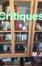 Critiques by _Critiques_