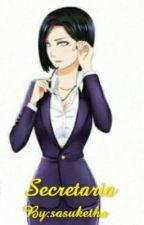 Secretaria by sasuketha