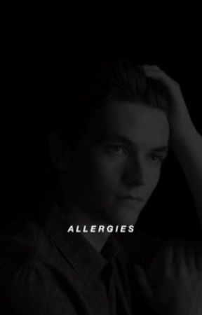 ALLERGIES - negan [o.h]. by poseybility