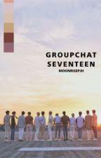 groupchat ♦ svt by moonrisepjh