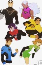 Voltron superhero au!!! by spacemullet1