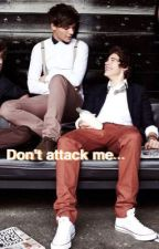 Don't attack me... (Larry Stylinson) by crazymymind