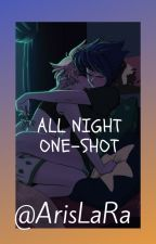 """All night"" one-shot [Lapidot human au]  by ArisLaRa"