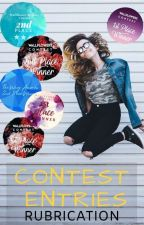 Contest Entries by rubrication