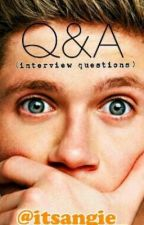 Q&A (Interview Questions) by itsangie_