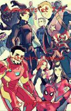 Avengers et T/P by Astarte0212