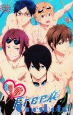 Free! Iwatobi Swim Club X Reader Oneshots by leKayin