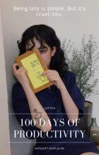 100 days of productivity ? by Lottiya