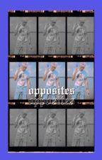 opposites ☾hannie by -OCEANXEYES