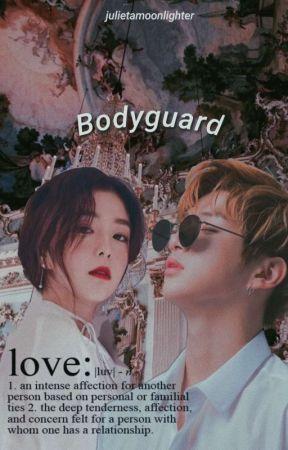 bodyguard•\Kang Daniel by Julietamoonlighter