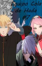 Equipo cola de Hada #7 | (Naruto x Fairy Tail) by KawaiiPanesita