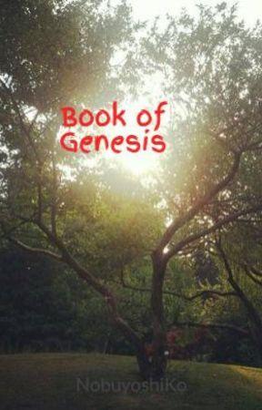 Book of Genesis by NobuyoshiKo