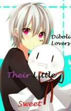 Their Little Sweet (Diabolik Lovers) (BoyxBoy...kind of) by WitchyLuna