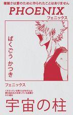 Phoenix | Katsuki Bakugou by mikeyswan