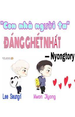 [Đoản văn Nyongtory] [Chuyển ver] [Hoàn]