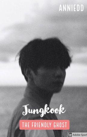 Jungkook: The Friendly Ghost by annieDD