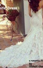 The white dress by VibhutiChadha