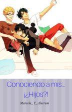Conociendo a mis..... ¡¿HIJOS?! /Percy Jackson by marcela_y_alecram