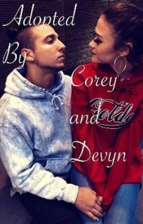 Adopted by Corey and Devyn // DISCONTINUED  by myfalloutpilots