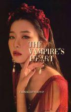 The Vampire's Heart by poeticalien_