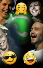 One Direction Whatsapp  by -Niall_James_Horan-