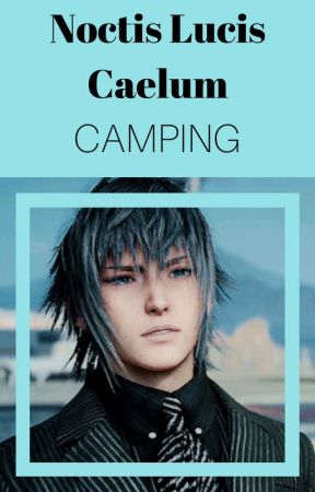Noctis x Reader - Camping by sushisushiwootwoot