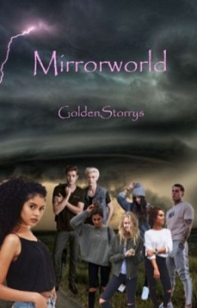 Mirrorworld  by GoldenStorrys